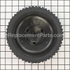 Craftsman Wheel Assembly part number: 532150339