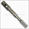 Spline-Taper Shank Adapter (B) Rotary Hammer Adapter