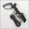 Bissell Handle Assembly part number: B-203-1617