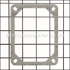 Briggs and Stratton Rocker Cover Gasket part number: 690971