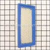 Briggs and Stratton Air Filter Cartridge part number: 691643