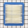 Briggs and Stratton Air Filter Cartridge part number: 491588S