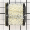Briggs and Stratton Air Filter Cartridge part number: 697029