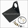 Briggs and Stratton Kit-Carb Overhaul part number: 497578