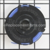 Weed Eater Spool w/ .065 line part number: 545124402