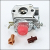 Weed Eater Kit Carb Assy part number: 530071546
