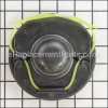 Weed Eater Assy-Cutting Head w/Line (Left Hand Thread) part number: 530095854