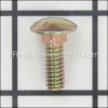 "Carriage Bolt 1/4-20 x .62\"" Lg."