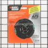 Black and Decker Dual-Line Replacement Spool part number: DF-080