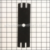 MTD Edger Blade part number: 781-0080-0637