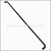 MTD Tie Rod part number: 747-04299A
