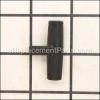 MTD Knob Throttle part number: 731-0108