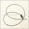MTD Drive Clutch Cable part number: 946-04229B