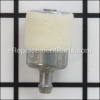 Kawasaki Filter-Fuel part number: 49019-2111