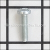 Bosch Torx Oval-Head Screw part number: 1613435016