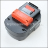 Black and Decker Battery part number: 90534824