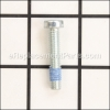 Bosch Cheese Head Screw part number: 2914551114