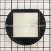 Dirt Devil F-27 Pleated Exhaust Filter part number: RO-019730