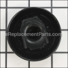 Hoover Wheel and Hub Assembly part number: H-43244027