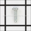 Hoover Screw-Self Tapping part number: H-17001