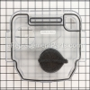 Hoover Recovery Tank Lid Assembly part number: H-42272111
