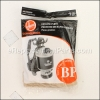 Hoover Type Bp Bag Sold Individually part number: H-KE2103