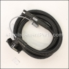 Hoover Extractor Hose part number: H-40309007