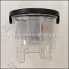 Hoover Dirty Water Tank Assembly Complete part number: H-42272172