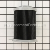 Hoover Dirt Cup Filter Assembly part number: H-59134033