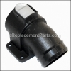 Hoover Lower Hose Adaptor Assembly part number: H-304103001