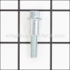 Kohler Screw, Hex. Cap - Shoulder M6x1.0x23 part number: 2408632-S