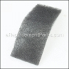 Eureka Filter-Exhaust part number: E-37710-1