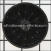 Electrolux Wheel - Front part number: E-35859-1
