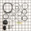 Overhaul Kit (Order Piston Bumper p/n 886113 Seperately)