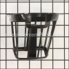 Eureka Filter Cage part number: E-61676