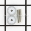 Electrolux Wheel Kit Small part number: 987566006