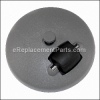 Electrolux Front Wheel Assy part number: E-1130205-07