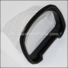 Eureka Filter Assembly part number: E-37466-1