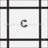 Porter Cable E-Ring part number: 883877