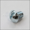 KitchenAid Screw, Machine #10?24 X 1/4 Round Head part number: WP4159193