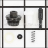 Porter Cable Trigger Valve Assembly part number: 895212