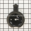Mr. Coffee Decanter Lid New,Black part number: 116397-001-090