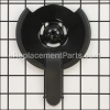 Mr. Coffee Carafe Lid (Black) part number: 112435-001-000