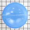 Mr. Coffee Lid, Pitcher, Blue part number: 104906-000-000