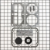 Porter Cable Kit Gasket O/L Ball part number: 5140118-37