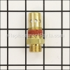 Porter Cable Valve Check 1/2NPT X part number: CAC-437-2
