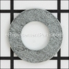 Clear Zinc Washer