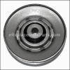 Husqvarna Pulley-Idler-V Groove Plasitc part number: 532139245