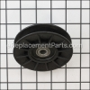 Husqvarna Idler V-Groove Pulley part number: 532407287