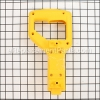 DeWALT Clamshell Handle and Cover part number: 395674-02